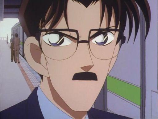 Yuusaku Kudo là nhân vật thông minh và hành tung khá bí ẩn