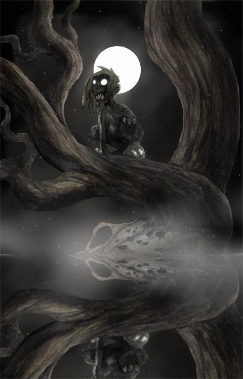 Truyền thuyết về Utburd: Khi linh hồn những đứa trẻ bị giam cầm ở trần gian - Ảnh 2.