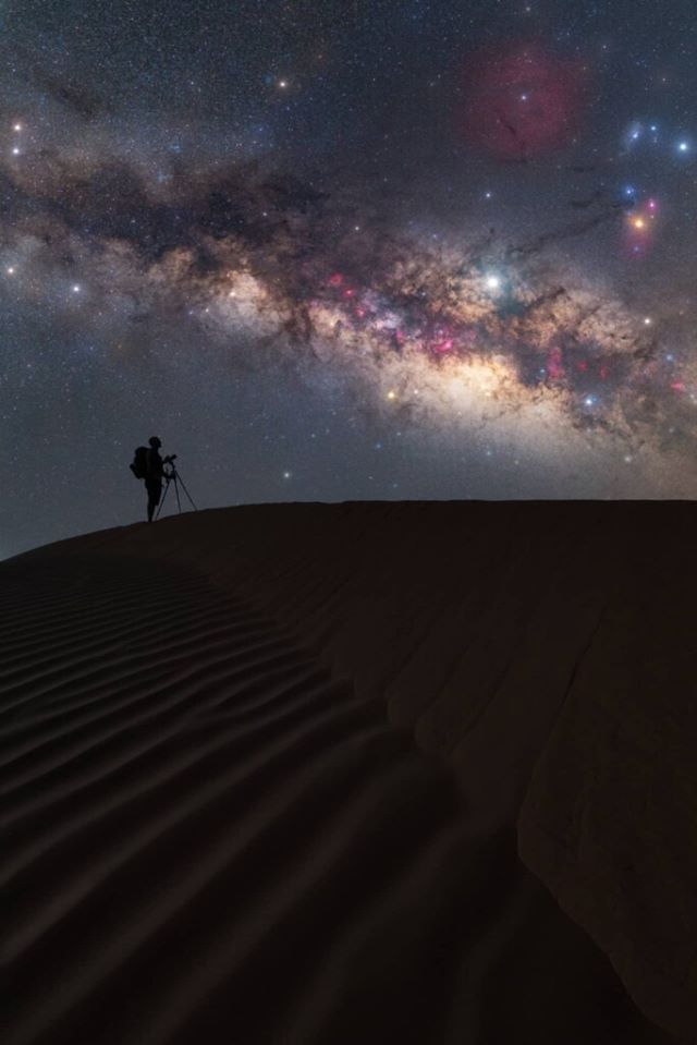 25 bức ảnh Dải ngân hà đẹp nhất 2020, đặt làm hình nền thì đẹp vô cùng (P1) - Ảnh 11.