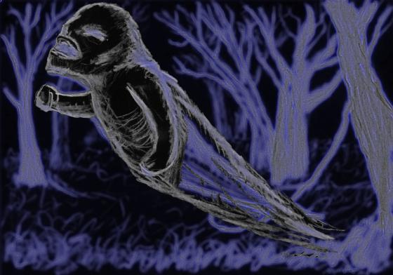 Truyền thuyết về Utburd: Khi linh hồn những đứa trẻ bị giam cầm ở trần gian - Ảnh 6.