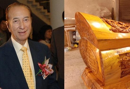 Sự cố ở đám tang tỷ phú Hồng Kông: Người phụ nữ lạ tự xưng là con thất lạc về nhận bố - Ảnh 1.
