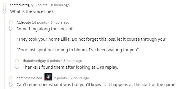 Game thủ phát hiện Lillia đã xuất hiện tại máy chủ chính thức, thậm chí Thresh còn tương tác với cô - Ảnh 7.