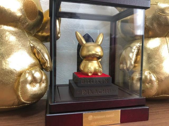 Xuất hiện phiên bản Pikachu và Gundam bằng vàng ròng nguyên chất, giá bán gây sốc khiến cộng đồng mạng ngỡ ngàng - Ảnh 1.