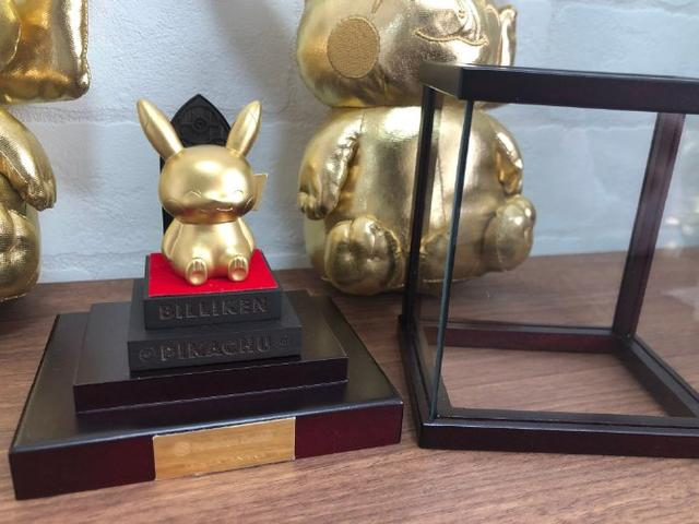 Xuất hiện phiên bản Pikachu và Gundam bằng vàng ròng nguyên chất, giá bán gây sốc khiến cộng đồng mạng ngỡ ngàng - Ảnh 2.