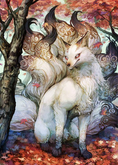 Những điều chưa biết về Cửu Vĩ Hồ, loài cáo 9 đuôi trong thần thoại Á Đông - Ảnh 4.