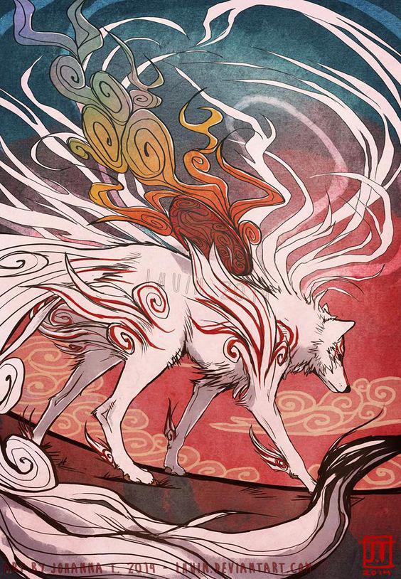 Những điều chưa biết về Cửu Vĩ Hồ, loài cáo 9 đuôi trong thần thoại Á Đông - Ảnh 5.