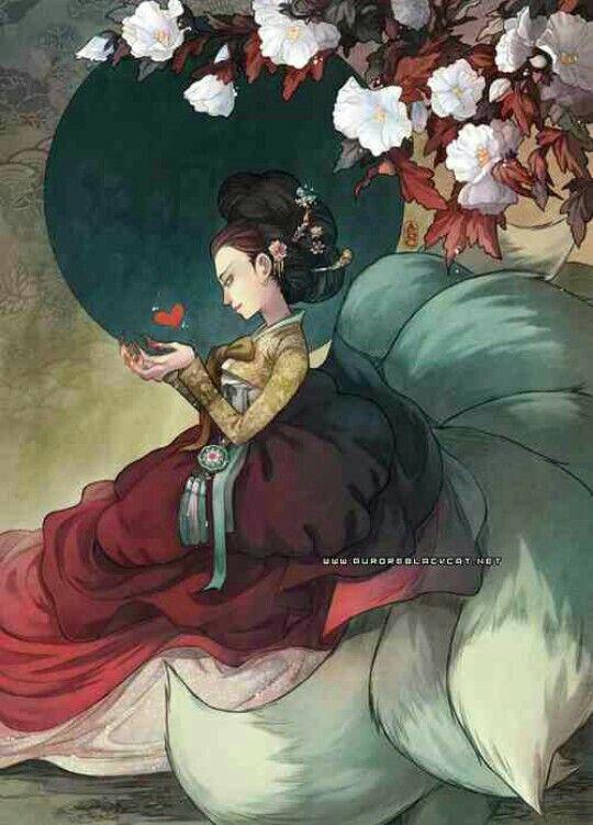 Những điều chưa biết về Cửu Vĩ Hồ, loài cáo 9 đuôi trong thần thoại Á Đông - Ảnh 6.