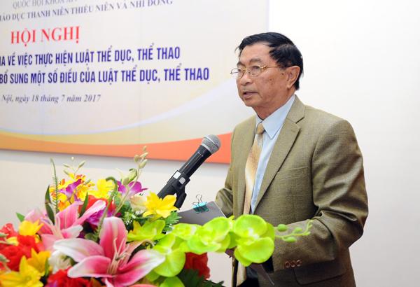 GS Dương Nghiệp Chí, người đặt nền móng cho eSport Việt Nam đã qua đời - Ảnh 2.
