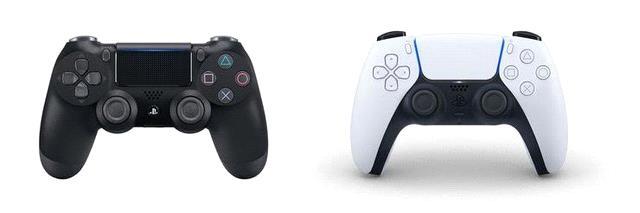 Trên tay DualSense mới của PS5, với kích thước lớn hơn nhiều DualShock 4 - Ảnh 2.