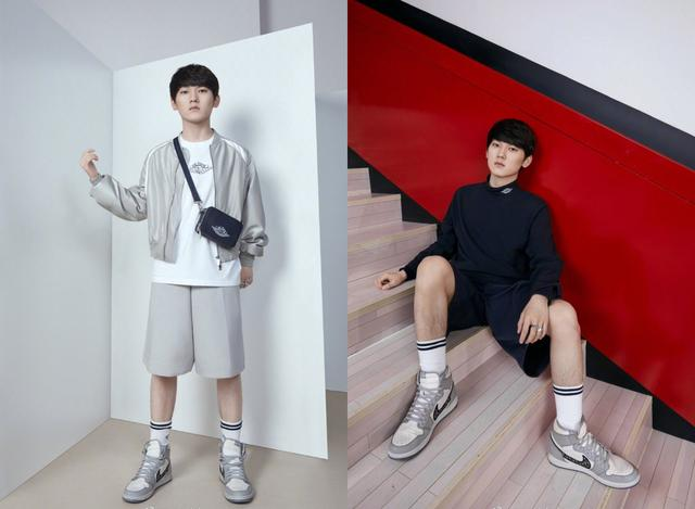 Góc ''dân chơi'': JackeyLove khoe mẫu giày siêu hot Nike x Dior, giá tại Trung Quốc chỉ sơ sơ... 600 triệu chứ mấy