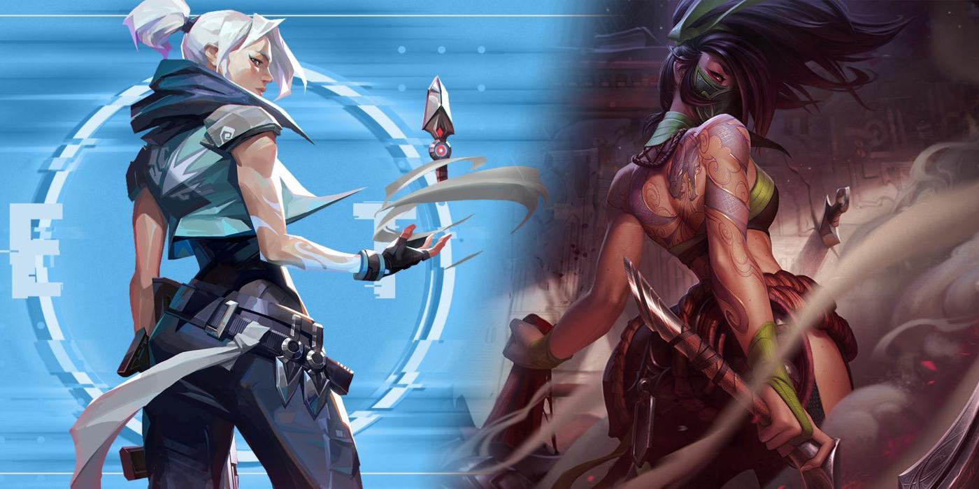 Thấy fanart quá đẹp, Riot Games tỏ ý muốn ra mắt dòng trang phục kết hợp giữa LMHT và Valorant