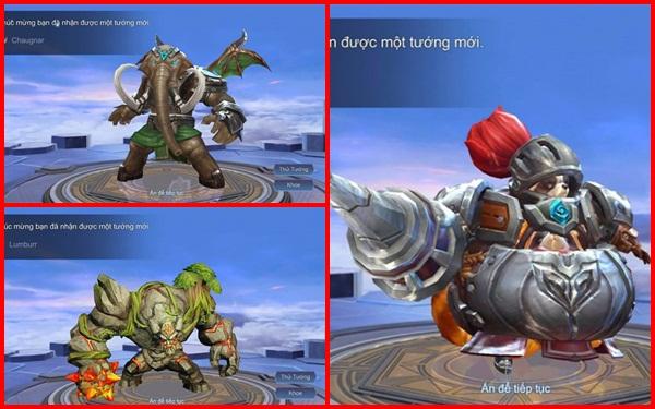 Liên Quân Mobile: Game thủ nhận FREE 3 combo tướng, skin cũ sẽ hớ nặng khi biết tin này - Ảnh 2.