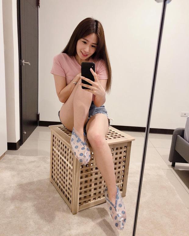 Soi info hotgirl tung clip cổ vũ APL 2020, toàn gái xinh, ngực khủng làng Liên Quân Việt Nam, Thái Lan, Đài Bắc Trung Hoa - Ảnh 5.
