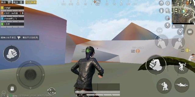 Sau khi nhảy dù, game thủ gặp phải cảnh tượng lạ kỳ đến mức cả đời không thể nào quên, chỉ 1/10000 người thấy - Ảnh 4.