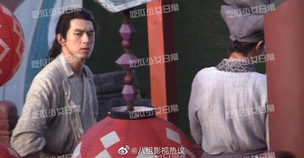 Khi sao Cbiz thử sức với tạo hình cái bang: Angela Baby vẫn siêu xinh, Lưu Hạo Nhiên - Trần Phi Vũ thì ba má nhận không ra - Ảnh 15.