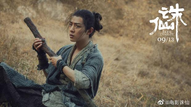 Khi sao Cbiz thử sức với tạo hình cái bang: Angela Baby vẫn siêu xinh, Lưu Hạo Nhiên - Trần Phi Vũ thì ba má nhận không ra - Ảnh 18.