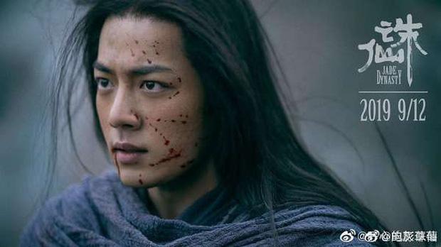Khi sao Cbiz thử sức với tạo hình cái bang: Angela Baby vẫn siêu xinh, Lưu Hạo Nhiên - Trần Phi Vũ thì ba má nhận không ra - Ảnh 19.
