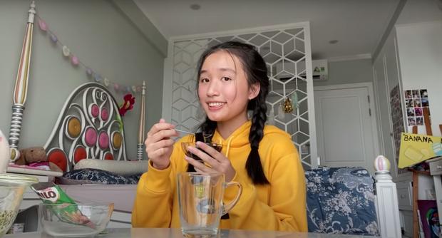 Giải mã sức hút từ loạt vlog triệu view quá là sến của cô bạn Việt 15 tuổi học trường quốc tế, có nhà bên Mỹ - Ảnh 8.