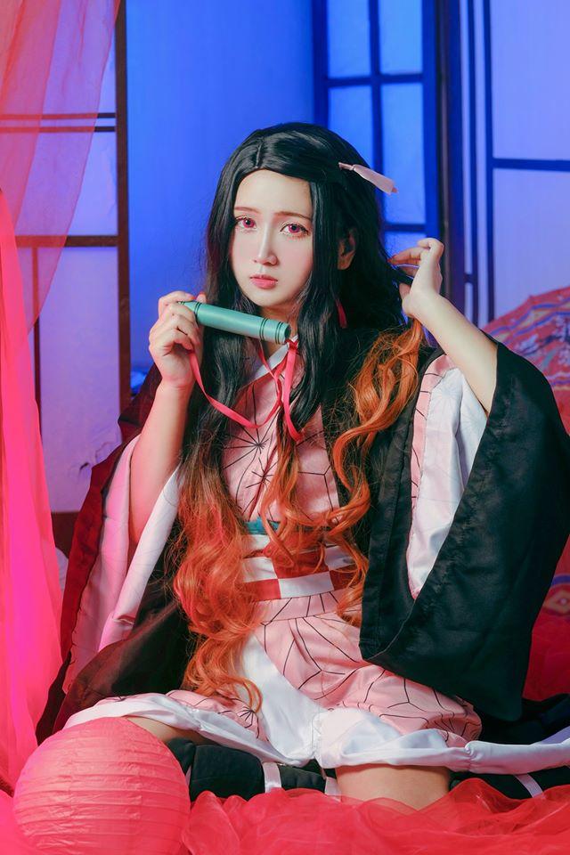 Đổ gục trước 2 nàng Cosplayer tiệm cận 10x vừa tham gia #khongboGunGun: Liệu sexy bốc lửa có bại trận trước cute hết nấc? - Ảnh 7.