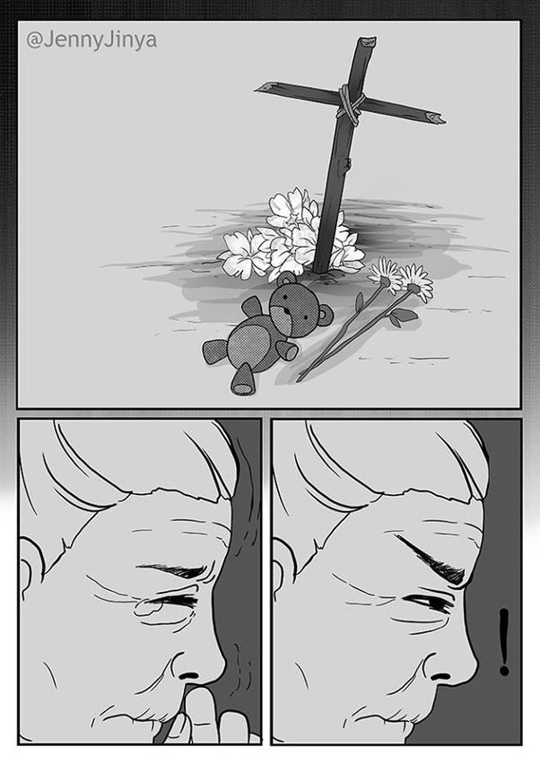 Vén màn bí ẩn về họa sĩ Jenny Jinya, tác giả của những mẩu truyện tranh cảm động đến mức ám ảnh trên mạng xã hội - Ảnh 14.