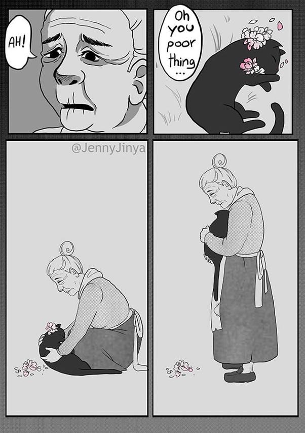 Vén màn bí ẩn về họa sĩ Jenny Jinya, tác giả của những mẩu truyện tranh cảm động đến mức ám ảnh trên mạng xã hội - Ảnh 13.