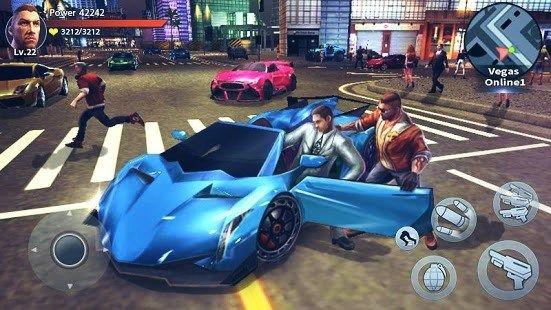 """Series game mobile giống GTA V đến nỗi khiến cho game thủ """"không phân biệt được thật giả"""" - Ảnh 2."""