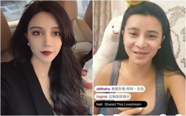 Top 7 pha lộ nhan sắc thật của gái xinh TikTok khiến fan khiếp vía, sốc nhất là hot girl... 58 tuổi - Ảnh 20.