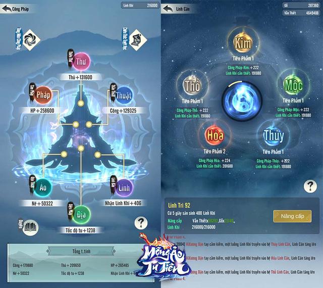 Mộng Ảo Tu Tiên - Game mobile đỉnh nhất dành cho fan cuồng tu tiên chính thức ra mắt, tặng ngay 2000 Giftcode khủng - Ảnh 4.