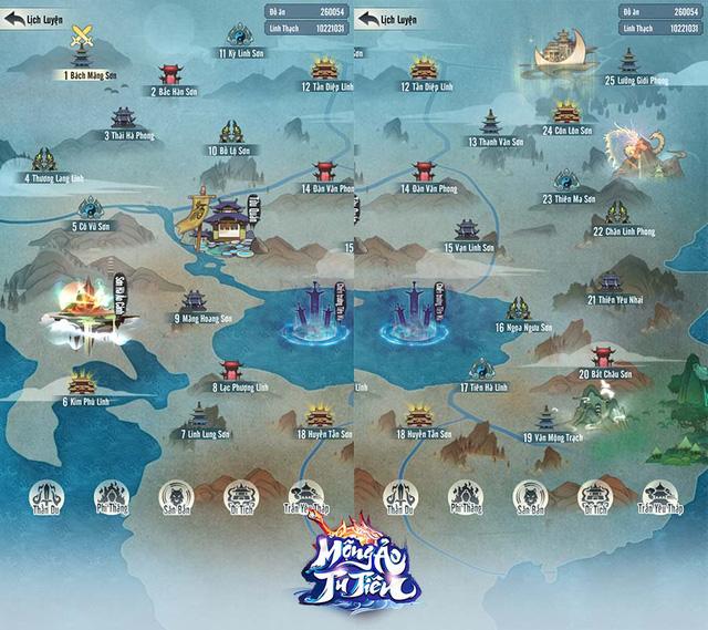 Mộng Ảo Tu Tiên - Game mobile đỉnh nhất dành cho fan cuồng tu tiên chính thức ra mắt, tặng ngay 2000 Giftcode khủng - Ảnh 6.