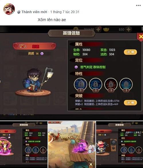 Chẳng biết một chữ tiếng Trung, game thủ Việt vẫn quẩy tung 3Q Bá Vương bản nước ngoài, leo Top share kinh nghiệm cực trí - Ảnh 10.