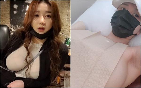 Bị fan nghi ngờ về việc ''hack cheat vòng một'', nữ streamer xinh đẹp livestream luôn cảnh vào bệnh viện chứng thực ngực tự nhiên