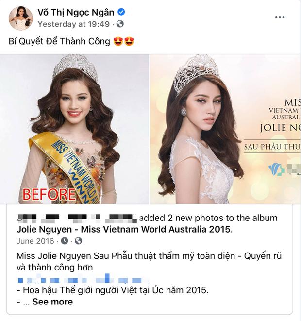 Ngân 98 đăng hẳn ảnh cà khịa Jolie Nguyễn, ai ngờ bị cư dân mạng phản dame dữ dội - Ảnh 1.