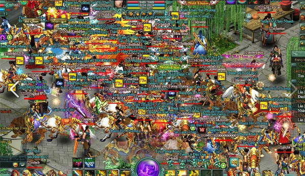 8 dấu mốc quan trọng của làng game online Việt từ đời anh cả VLTK - Ảnh 5.