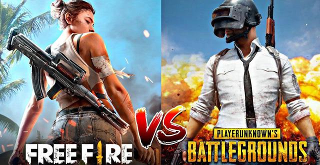 Sự khác biệt giữa súng của 2 trò chơi Free Fire và PUBG Mobile là gì? - Ảnh 2.