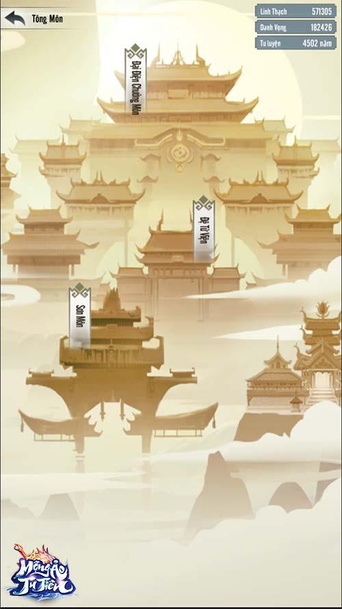 Ăn đứt Immortal Taoists, Mộng Ảo Tu Tiên hé lộ hệ thống khai tông lập phái với nhiều tính năng đặc sắc - Ảnh 1.