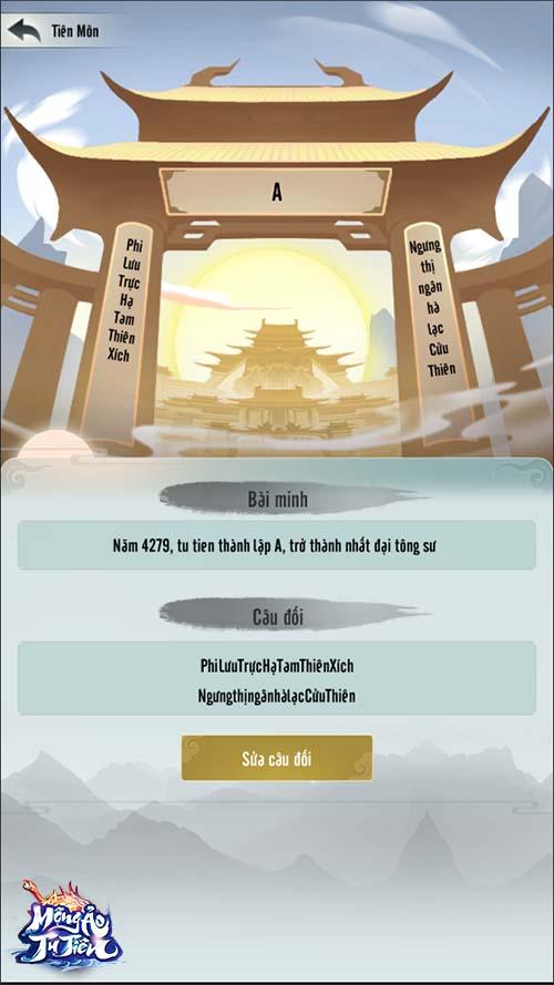 Ăn đứt Immortal Taoists, Mộng Ảo Tu Tiên hé lộ hệ thống khai tông lập phái với nhiều tính năng đặc sắc - Ảnh 2.