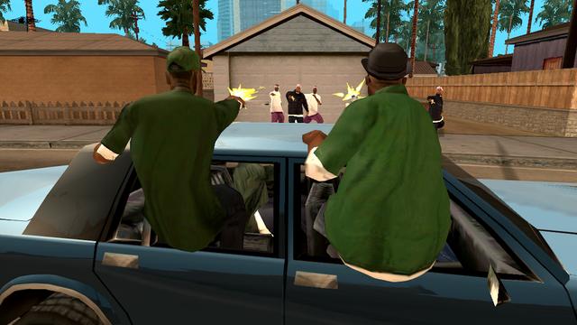 Vì sao huyền thoại GTA San Andreas lại là tựa game đáng chơi nhất trên PC yếu? - Ảnh 2.