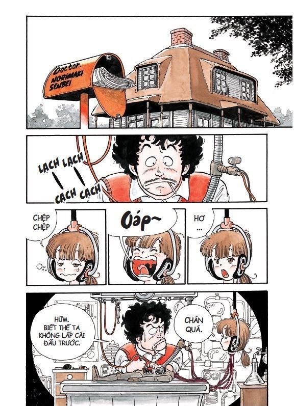 Dr. Slump Ultimate Edition: Manga kinh điển 1 thời của tác giả Dragon Ball ra mắt phiên bản đặc biệt cực đẹp! - Ảnh 3.