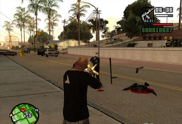 Vì sao huyền thoại GTA San Andreas lại là tựa game đáng chơi nhất trên PC yếu? - Ảnh 4.