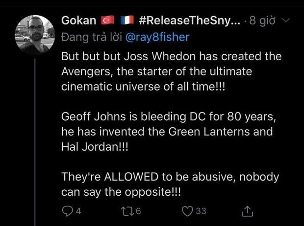 BIẾN CĂNG: Diễn viên DC tố đạo diễn Marvel làm việc thiếu chuyên nghiệp và đầy bạo lực, fan hai nhà chiến nhau nảy lửa - Ảnh 7.