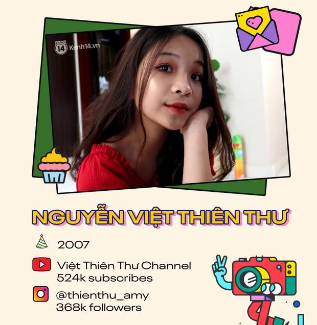 Trật tự làng Youtube sắp bị thay đổi bởi dàn gái xinh: Nhỏ nhất mới 13 tuổi, ẵm triệu view dễ như bỡn và rất được lòng dân tình - Ảnh 2.