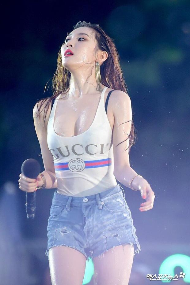 Thăng hoa cùng DAMWON, Showmaker được nữ idol nóng bỏng hàng đầu K-pop công khai thả thính - Ảnh 8.
