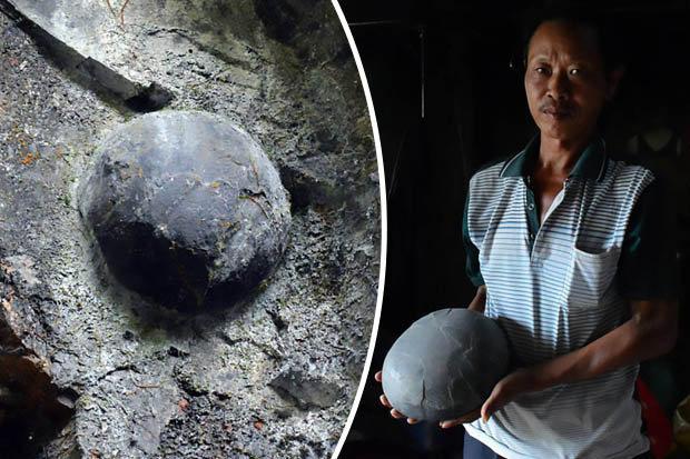 Vách đá kỳ quái cứ 30 năm lại đẻ trứng một lần, các nhà khoa học đau đầu đi tìm lời giải đáp - Ảnh 1.