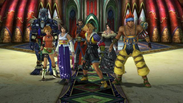 Loạt 5 tựa game Final Fantasy hay nhất từ trước tới nay - Ảnh 2.