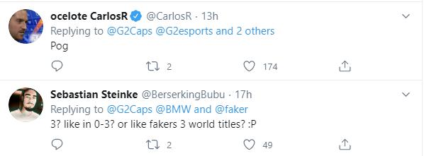 Cà khịa Faker, Caps bị fan chủ tịch phản pháo cực mạnh - Vô địch thế giới 3 lần rồi nói chuyện - Ảnh 4.
