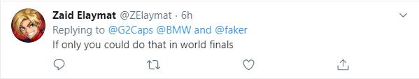 Cà khịa Faker, Caps bị fan chủ tịch phản pháo cực mạnh - Vô địch thế giới 3 lần rồi nói chuyện - Ảnh 5.