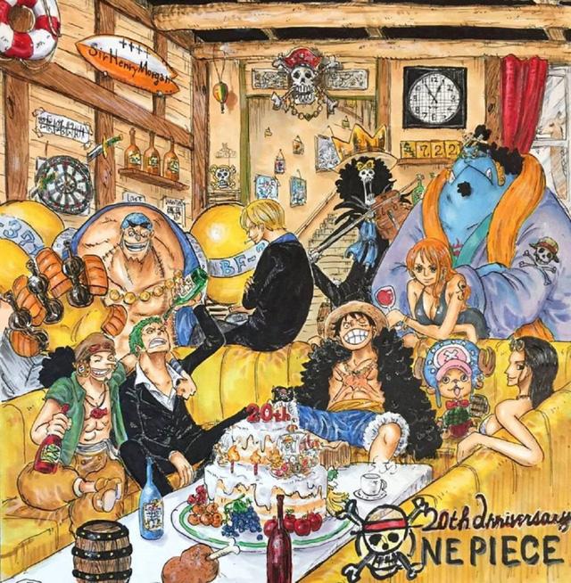 Sau khi tìm thấy kho báu One Piece, băng hải tặc Luffy Mũ Rơm liệu có chia hành lý hay không? - Ảnh 2.