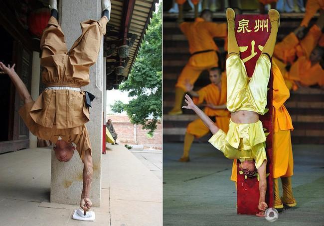 Top 7 võ công Thiếu Lâm trấn phái ngoài đời thực, tập luyện cực khổ đến trầy da tróc vẩy nhưng sức mạnh thực chiến hầu như... bằng 0 - Ảnh 5.
