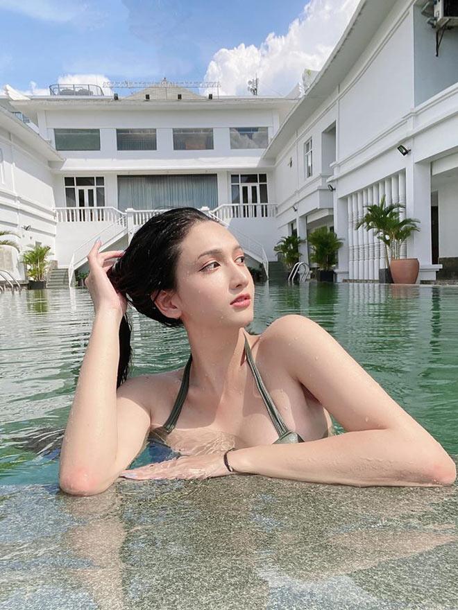 Chuyển giới đẹp hơn hot girl, cô gái Sài thành khiến cộng đồng mạng trầm trồ, không tin nổi vào mắt mình - Ảnh 4.