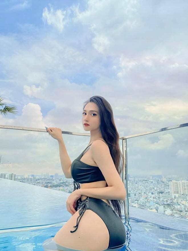 Chuyển giới đẹp hơn hot girl, cô gái Sài thành khiến cộng đồng mạng trầm trồ, không tin nổi vào mắt mình - Ảnh 9.